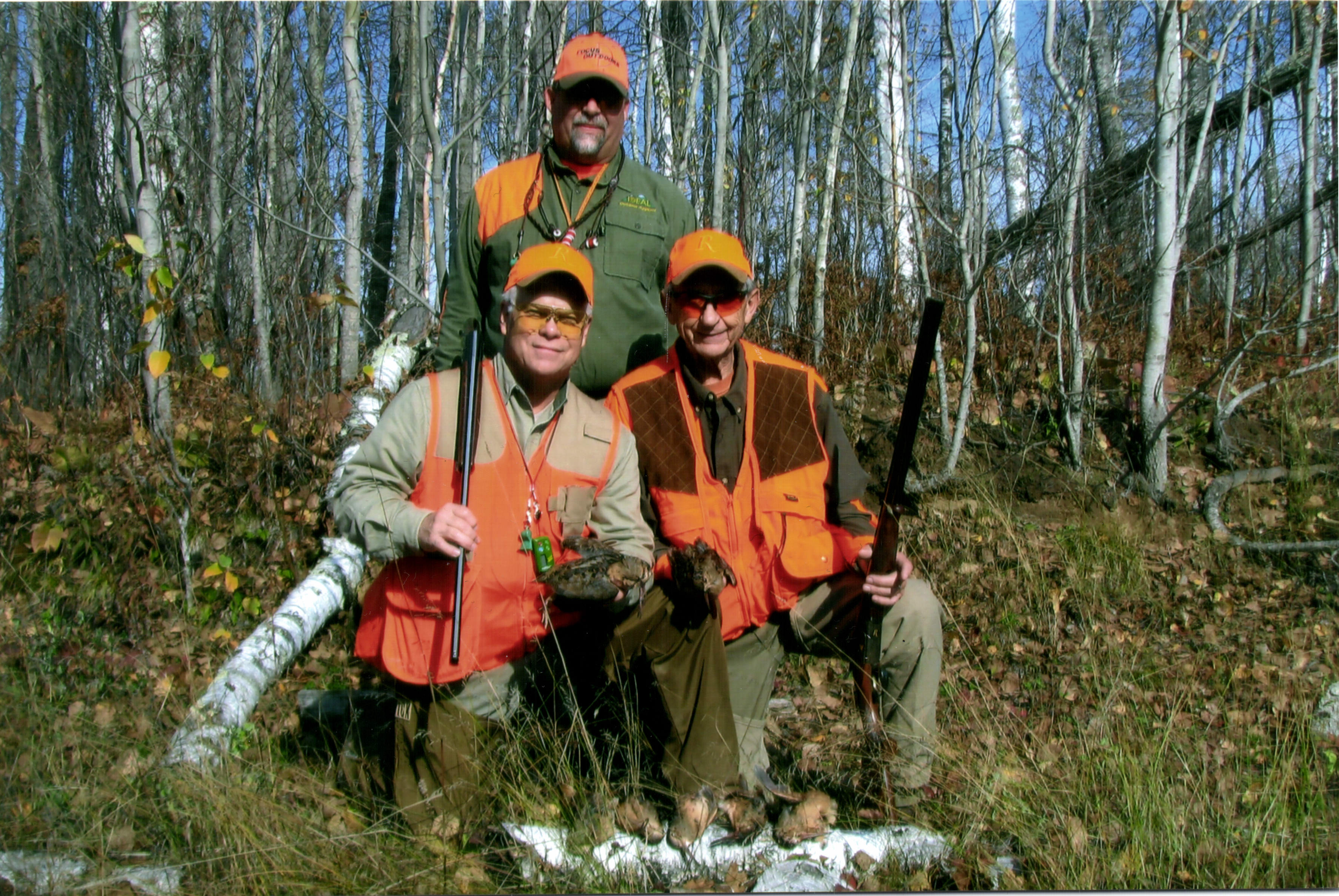 Grouse Hunt 1